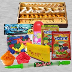 Holi Hamper N Assorted Sweets to Bhubaneswar