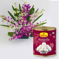 Orchid N Rasgulla.  to Patna