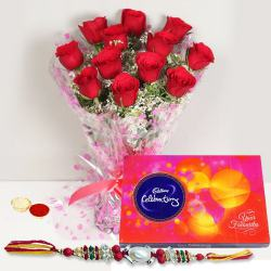 Special Celebration with roses to Varanasi