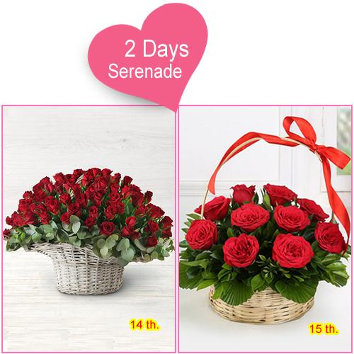 2 Day Serenade for Love of your Life to Anand