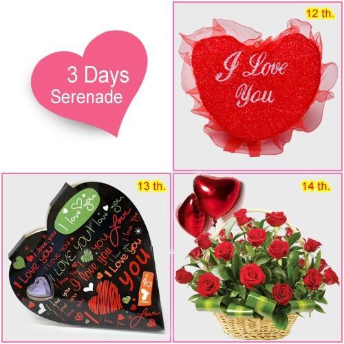 3 Day Serenade for your Sweetheart to Amalampuram