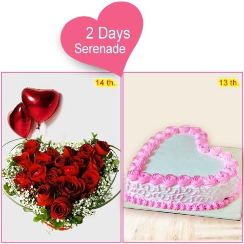 2 day Serenade for Your Women to Amalampuram