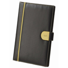 Scrumptious Corporate Special Gift of Faux Leather Heaven Writing Pad to Ajmer