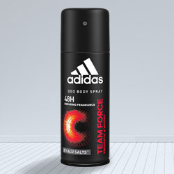 Adidas Team Force Deo Spray for Men to Chandigarh