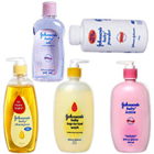Johnson and Johnson-Baby Shampoo 475 ml, Baby Oil - 500 ml, Baby Top-to-Toe Wash 500 ml, Baby Powder - 700 gms, BABY LOTION 500ml to Varanasi