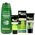 Garnier Bath Gift Hamper for Men to Gurgaon