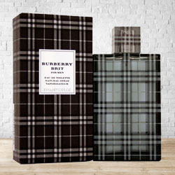 Perfect Scent of Burberry Brit EDT for Men to Varanasi