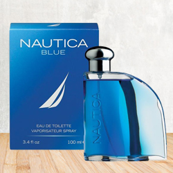 Smelling Best with Nautica Blue EDT for Men to Attur