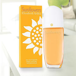 Fresh Floral Aroma Special Sunflowers from Elizabeth Arden EDT for Women to Bihar