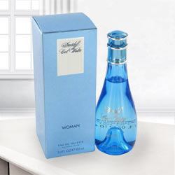Cool Freshness of Fragrance with Cool Water Davidoff EDT for Women to Chandigarh