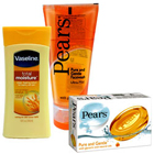 Classic Vaseline and Pears Products for Increasing Beauty to Gurgaon