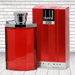Elegant Alfred Dunhill Desire 100 ml. Gents Perfume to Ashta