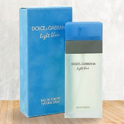 Captivating Women Special Dolce and Gabbana 100 ml. Perfume with Floral Fragrance to Kota