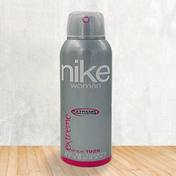 Aroma Magic with Nike Extreme Female Deodorant Spray to Baraut