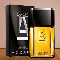 Smell Appeal Special Azzaro Gents Special Black edt Perfume 100 ml to Chandigarh