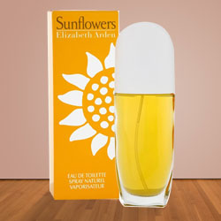 Feel Fresh with Sun Flower Elizabeth Arden 100 ml For Women to Bihar