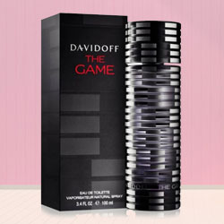 Oderiferous Perfume The Game by Davidoff Perfume for Men to Gorakhpur