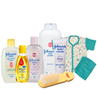 Sensational Presentation of Baby Care Gift Items from Johnson to Bombay