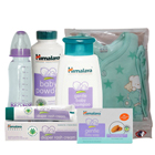 Outstanding Baby Care Gift Arrangement from Himalaya to Bombay
