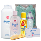 Remarkable Baby Care Gift Arrangement from Johnson with Sweet Love to Ghaziabad