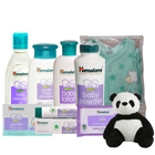 Sizzling New Born Baby Care Hamper with Warm Affection to Bombay