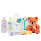Comforting Johnson Baby Care Gift Hamper to Amlapuram