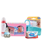 Classy Johnson Baby Care Gift Combo to Ahmedabad