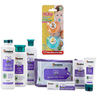 Pretty Himalaya Baby Care Hamper with Intense Love to Hyderabad