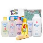 Stunning Johnson Baby Gift Set to Bamra
