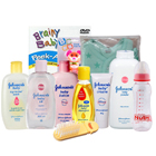 Flattering Baby Care Gift Combo from Johnson to Aluva