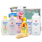 Gorgeous New Born Baby Care Gift Set from Johnson to Bhatinda