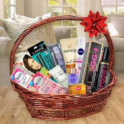 Fabulous Make Up Hamper Basket to Aleppy