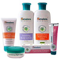 Welcoming Selection of Cosmetic Products for Women from Himalaya to Varanasi