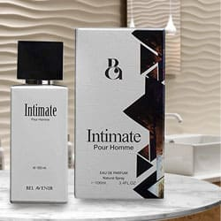 Lovely Fragrance of Bel Avenir Intimate Men Perfume to Arisipalayam