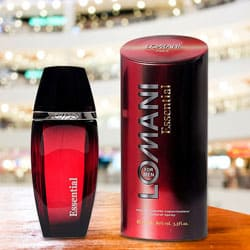 Refreshing Lomani Essential Perfume For Men to Coimbatore