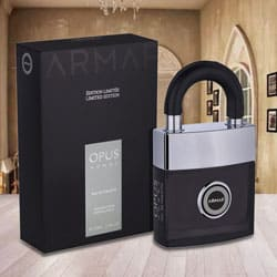 Stunning Armaf Opus EDT for Men to Anjar