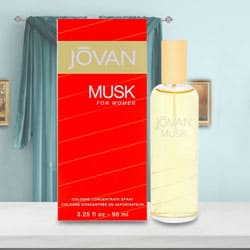 Exclusive Jovan Musk Cologne for Women to Baraut