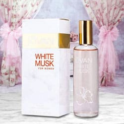 Exciting Jovan White Musk Cologne for Women to Baraut