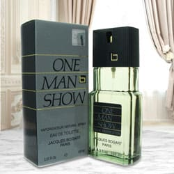 Exciting Jacques Bogart One Man Show Perfume to Barnala