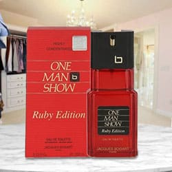 Amazing Bogart One Man Show Ruby Edition Perfume for Men to Amritsar