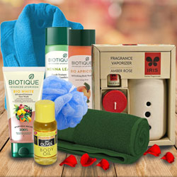 Marvelous Bath Hamper for Women to Aalangulam