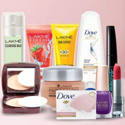 Remarkable Cosmetics Combo for Ladies to Aligarh