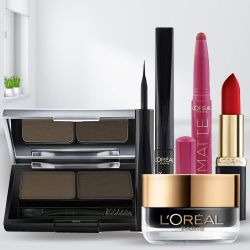 Wondrrful L�oreal Make Up Hamper to Abohar