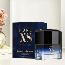 Marvelous Fragrance of Paco Rabanne Pure XS Eau de Toilette for Men<br> to Allasandra