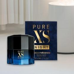 Lovely Selection of Paco Rabanne Pure XS Night Perfume for Men<br> to Akola