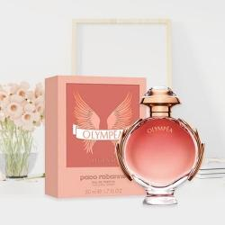 Aromatic Ladies Perfume from Paco Rabanne Olympea to Almora