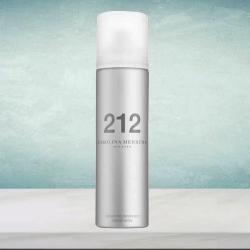Aroma Magic Carolina Herrera 212 NYC Deodorant Spray for Ladies to Allasandra