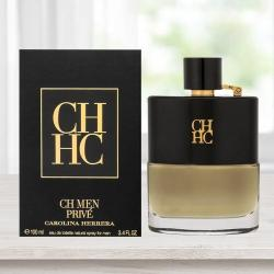 Astonishing Gift of Carolina Herrera CHT Men Prive Eau de Toilette to Allahabad