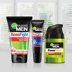 Appealing Men Acno Fight Anti-Pimple Kit from Garnier to Adoor