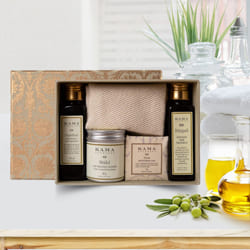 Remarkable Kama Ayurveda Wellness Kit to Adoor